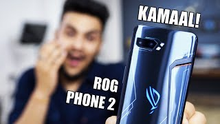 ROG Phone 2 : Asli Gaming Phone!