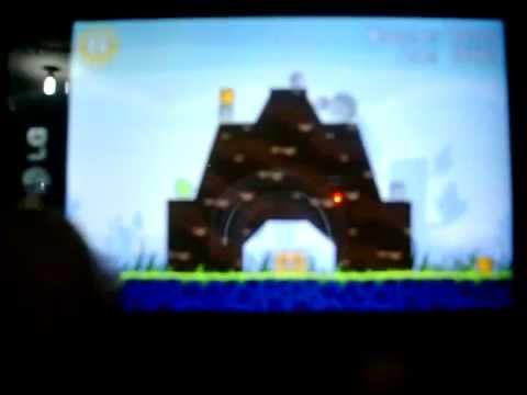 Juegos y aplicaciones del LG optimus HUB E510f