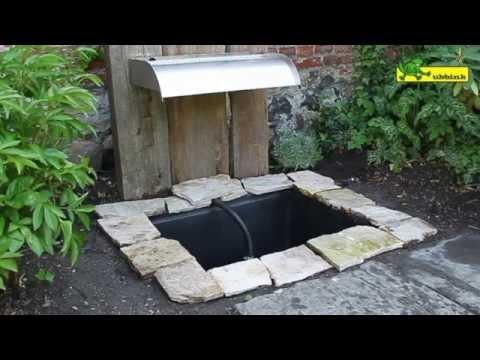 Installation de la fontaine nevada youtube for Installation fontaine de jardin