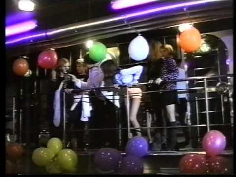 """Детская вечеринка в клубе """"Адмирал"""". Харьков, 1998 год."""