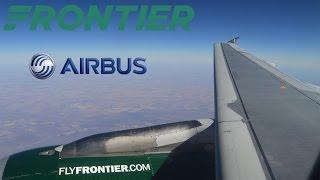 TRIP REPORT: Frontier Airlines   Dallas (DFW) to Denver (DEN)   A319   F9 125   Economy