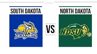 2018 FCS Semifinals South Dakota State vs North Dakota State Full Game Highlights
