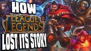Why League of Legends ERASED its own story
