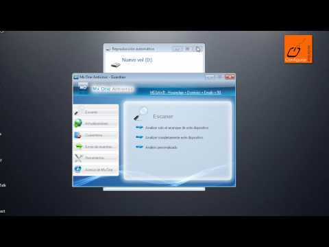 Instalar antivirus en pendrive o memoria USB