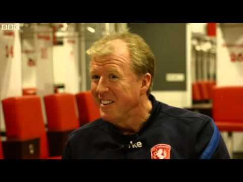 Steve McClaren - BBC Football Focus