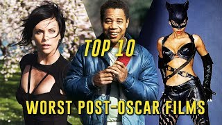 Top 10 Worst Post-Oscar Career Choices
