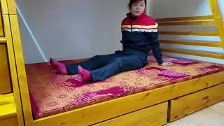 Giường tầng trẻ em, giường tầng giá rẻ và đẹp tại Hà Nội