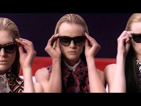 PRADA FW 2012 WOMENS ADVERTISING CAMPAIGN