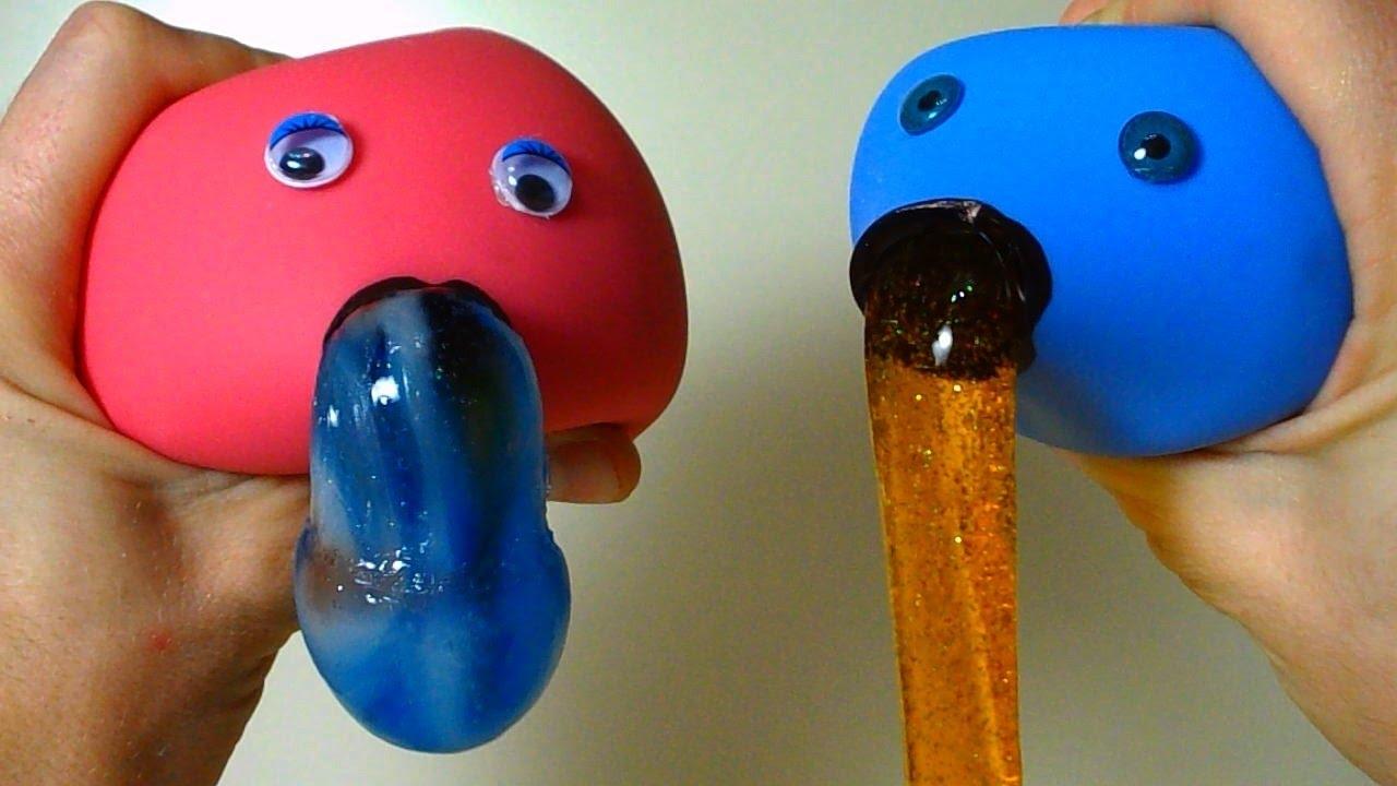 Резиновые игрушки своими руками 2