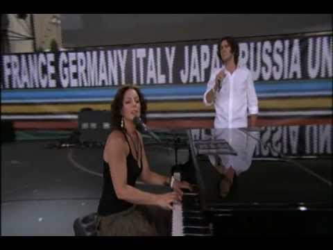 Sarah McLachlan & Josh Groban -
