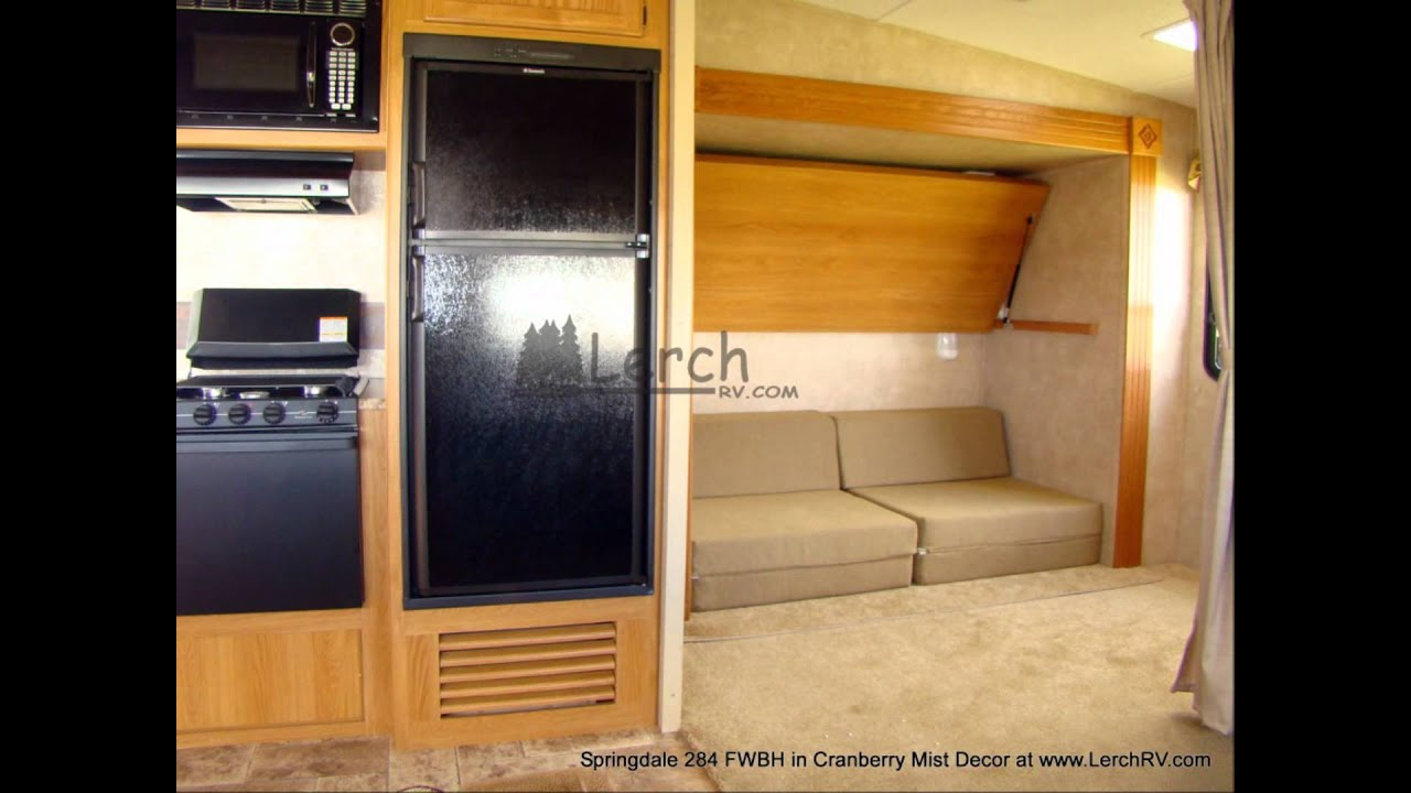 Fifth Wheel Rv Bunkhouse For Sale
