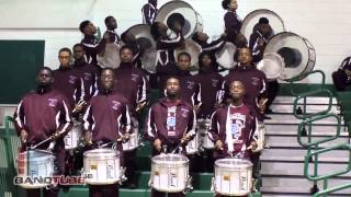 Collegiate Battle of the Drumlines: Talladega College Renegade Drumline (Stands) (2015)