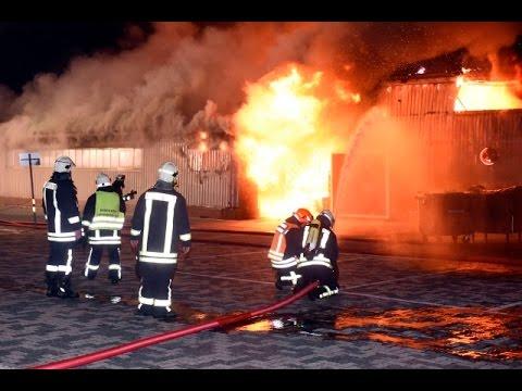 Der Morgen nach dem Großbrand in Wenningstedt/Sylt