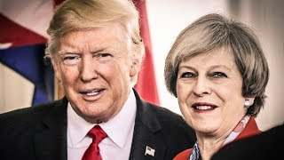 Trump Ordered British Prime Minister To Stop People From Protesting His Presidency