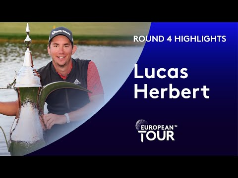 Australian Lucas Herbert wins play-off on Australia Day! | Round 4 Highlights | Dubai Desert Classic