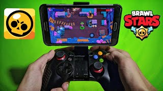 Brawl Stars with Gamepad Android Gameplay HD