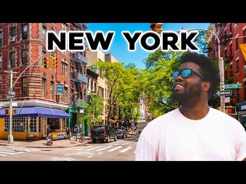 3 Days in New York: Nightlife, East Village, Washington Square Park   Travel