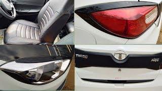 ||Tata Tiago NRG genuine car accessories||Tata genuine car accessories||