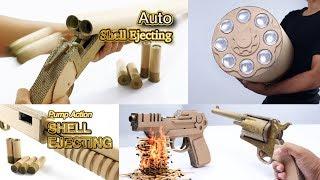 5 Amazing Cardboard Toys You Can DIY