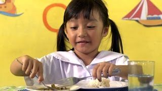 Undernourished to Achiever, watch Ranzelle's Story.