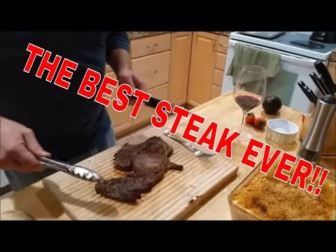 Dry Brine Steak For The Perfect Rib-eye