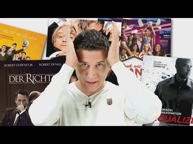 NEU IM KINO - Die Kino-Highlights des Monats (Oktober 2014)