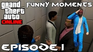 Deaths, tanks and wtf:s | GTA Funny Moments [Episode 1]