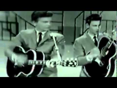 EVERLY BROTHERS Wake up little Susie 1957 YouTube   YouTube
