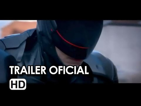 Robocop - Trailer #2 Legendado (2014) HD