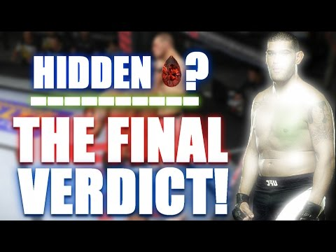 EA Sports UFC 2 Possible Hidden Gem - Final Verdict - BigFoot IS A Hidden Gem!