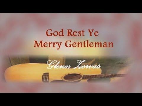 God Rest Ye Merry Gentleman - Glenn Zervas - Instrumental Christmas Music - YouTube
