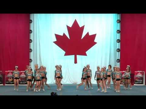 Cheer Sport Great White Sharks International Open 5