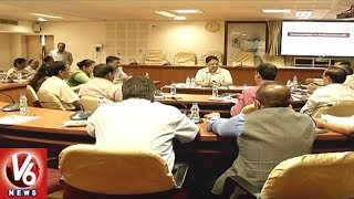 CS SP Singh Holds Meet With Employees Association On Revoke Of Zonal System