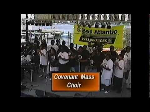 "Min. Darryl Cherry & Covenant Mass Choir - ""The Lord's Prayer"""