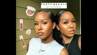 Fenty Beauty By Rihanna First Impressions Review