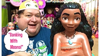 Disney Moana Collectible Bank From Target Review✨- Magical Monday!