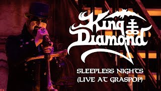 KING DIAMOND - Sleepless Nights (live)