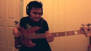 [Old School Funk] Bass Groove Solo [Fingerstyle & Slap]