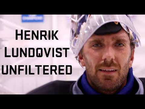 New York Rangers Goaltender Henrik Lundqvist: Unfiltered