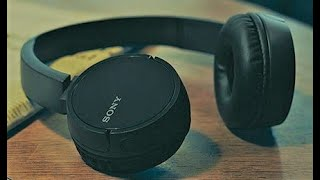 Sony WH-CH500 Bluetooth headphone unboxing | Budget Bass Beast |