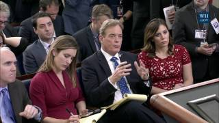 2/22/17: White House Press Briefing
