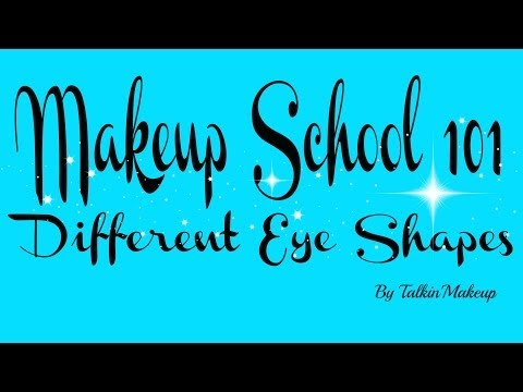 Eye Shapes 101 Makeup School