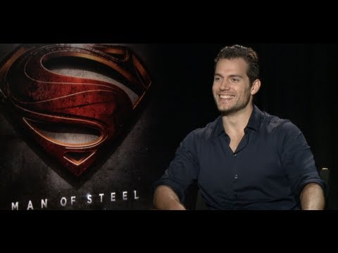 MAN OF STEEL (Superman) interviews - Henry Cavill, Shannon, Adams, Snyder, Costner, Lane