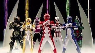 Power Rangers La Storia - Jungle Fury