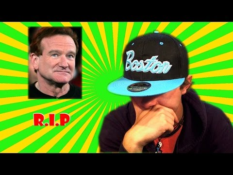 Robin Williams Died From Suicide Aged 63