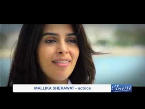 Mallika Sherawat  Cannes 2012 On Tv5monde video