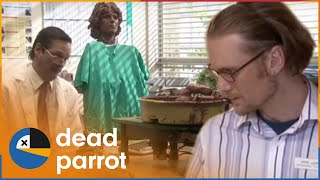 Green Wing | Series 2 Episode 4 | Dead Parrot