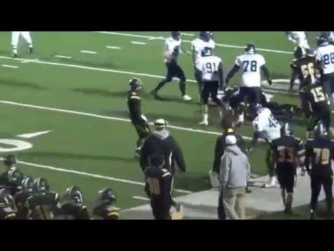 Justin Caywood #29 Cornerback- Juan Diego Catholic High School Calss of 2013