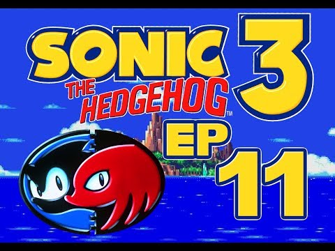 Let's Play Sonic 3 & Knuckles, ep 11: Turn of events
