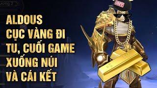 Mobile Legends | CỤC VÀNG LÊN CHÙA ĐI TU, CUỐI GAME XUỐNG NÚI VÀ CÁI KẾT!  | Tốp Mỡ Gaming